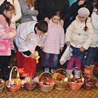 Римо-католики у Чернівцях відзначили Великдень :: Степан Карачко