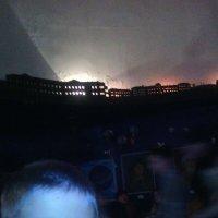 В темном зале планетария :: Галина