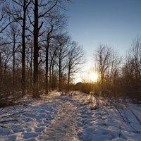 Дом заходящего солнца :: Юрий Кольцов