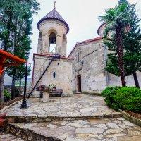 Монастырь Моцамета :: Сергей Михайлов