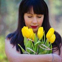 тепло весны :: Татьяна Бушук