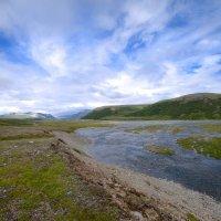 Слияние двух горных рек :: D. S.