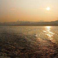 Закат над Дунаем (1) :: Александр Валяев