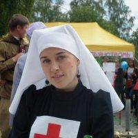 Комсомолка, спортсменка, прошу прощения, просто красавица :: Дмитрий Ерохин