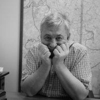 Портрет хорошего человека :: Михаил Зобов