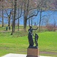 Екатерининский парк. Весна. :: alemigun