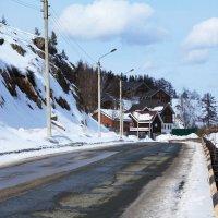 Абзаково, горнолыжный курорт :: Владимир Акилбаев