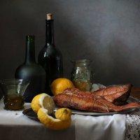 Рыба на любителя :: Татьяна Карачкова