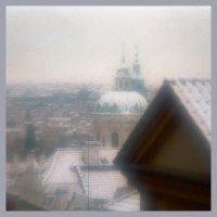 Прага, зима. :: Геннадий Александров