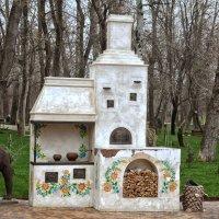 Символы сказочной старины  в парке Лога в Каменск-Шахтинском :: Marina Timoveewa