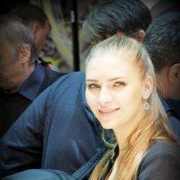 свет женских глаз :: Олег Лукьянов