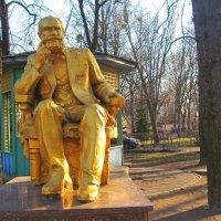 Памятник Павлову в Киеве :: Ростислав