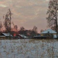День клонился к закату... :: Святец Вячеслав
