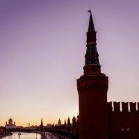 Московские закаты 4 :: Константин Сафронов