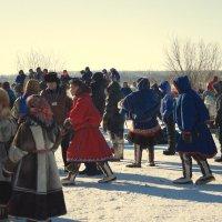 День оленевода :: людмила Миронова