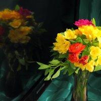 Букет с отражением :: Светлана