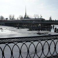 Иоанновский мост :: Елена Павлова (Смолова)