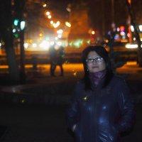Ночной портрет :: Юрий Гайворонский