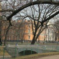 Весна в Петербурге. :: Валентина Жукова