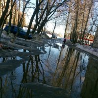 Про Весну :: Нина Алексеева
