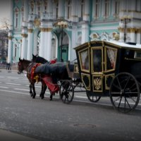 Винтажная карета :: Артем Павлов