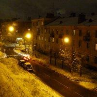 городские огни... :: александр дмитриев