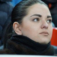 Вся в игре :: Андрей Горячев
