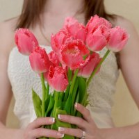 нежные цветы :: Марина Климович