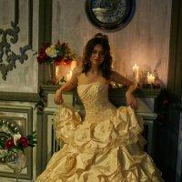 Портрет при свечах :: Albina