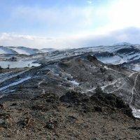 Зима на Байкале. :: Елена Савчук