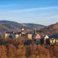 Замок Локет, Чехия. :: Юрий