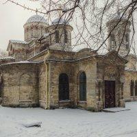 Белый город. :: Анатолий Щербак