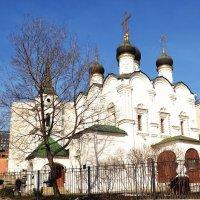 Церковь Святого Владимира в Басманной слободе :: Владимир Болдырев