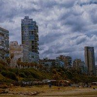 Бат Ям, Израиль :: Михаил Дорошенко