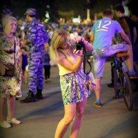 ночная фото-графиня :: Олег Лукьянов