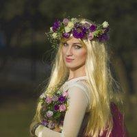 Весна :: Ольга