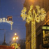 Новогоднее убранство :: Самохвалова Зинаида