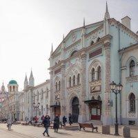 Никольская улица в Москве :: Дамир Белоколенко