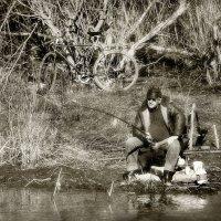 Рыбалка дело серьёзное :: Андрей Селиванов