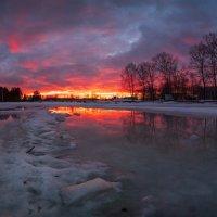 Любимое озеро :: Виталий Истомин