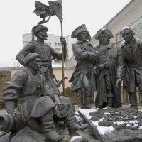 Основание Ростова :: Леонид