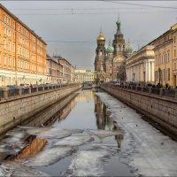 весна в Питере :: Александр Фёдоров