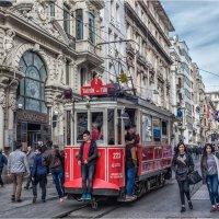 Стамбул...улица Истикляль! :: Александр Вивчарик