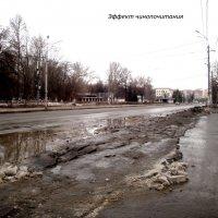Город контрастов :: Лебедев Виктор