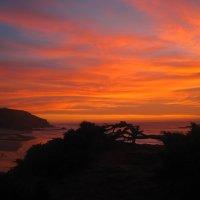Закат над Атлантикой :: Lukum