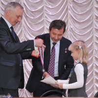 вручение наград :: Татьяна Гузева
