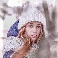 Акварель. Обработка фото :: Лариса Соколова