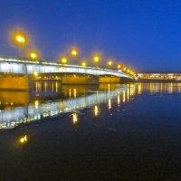 Литейный мост ночью :: Елена