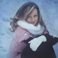 Зимний портрет :: Юлия Рамелис