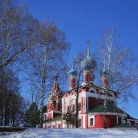 Март :: Дмитрий Близнюченко
